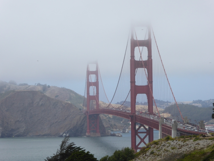San Franciso: The Golden GateCity